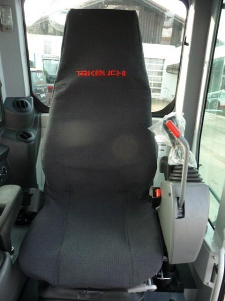 Schonbezug, Sitzbezug Takeuchi TB 125/228/135/235/230/240/250/260/175/285/290