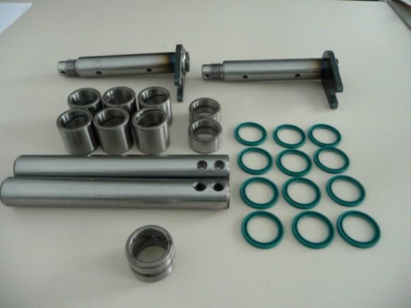Reparatursatz Buchsen/Bolzen Arm/Stiel für Takeuchi TB 015