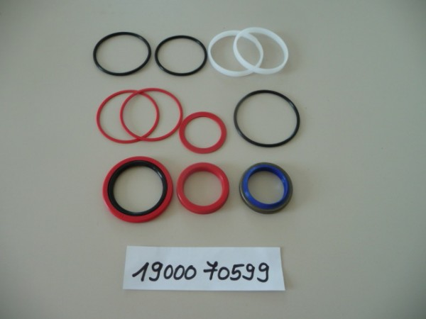 Dichtsatz SeitenversetzzylinderTB016 Art.Nr. 1900070599 mit Kolbendichtbänder