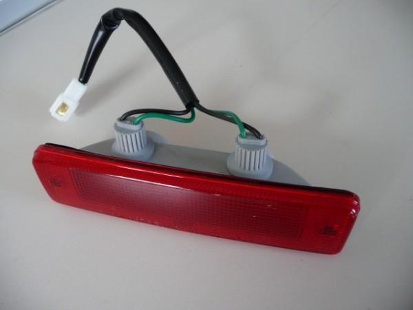 Scheinwerfer hinten rot 1703007000 Takeuchi, ersetzt Nr. 17030 02000, 12 V