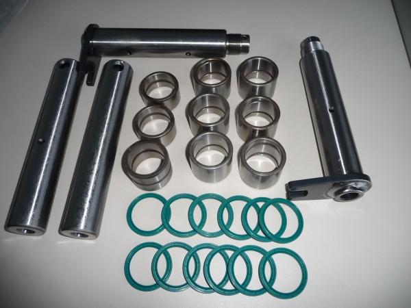 Reparatursatz Buchsen/Bolzen für Arm/Stiel für Takeuchi TB 135/TB235