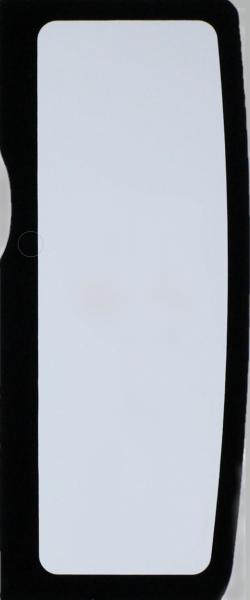 Seitenscheibe links hinter Türe TB 216/TB 225 0338600037