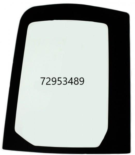 Türscheibe oben gebogen, Nr. 72953489, New Holland, Kobelco, Case
