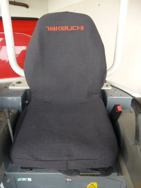 Schonbezug, Sitzbezug Takeuchi TB 016/216/215/219/23R