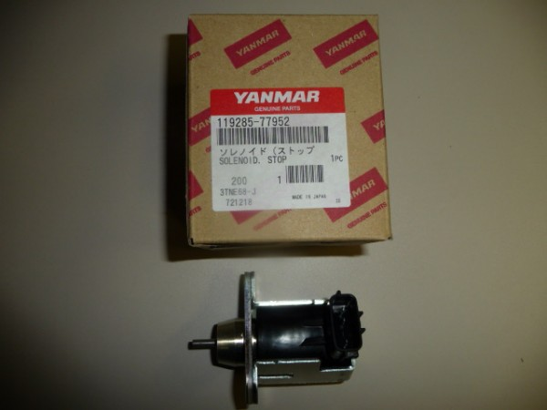 Motorabsteller Yanmar 11928577952