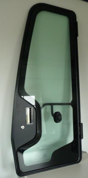 Türe komplett mit Rahmen 0358600074 TB 230/TB240/TB260
