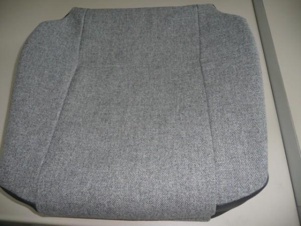 Sitzkissenbezug grau für Sitzkissen Takeuchi TB 175